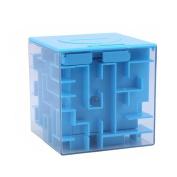 TOYMYTOY Money Maze Puzzle Box Gift Holder Prize Storage for Kids Children Intelligence Toy