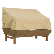 THEE Veranda Patio Bench Sofa Loveseat Cover Water Resistant Outdoor Furniture Cover Small