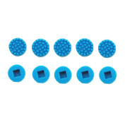SummerYoung 10 PCS New Laptop Keyboard Mouse Stick Point Cap Trackpoint for Dell