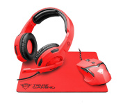Trust Gaming GXT 790-sr Spectra Gaming 3 in 1 package, Red