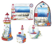 Nautical Discovery Décor Photo Frames, Decor, Snow globe and Jewellery Box