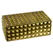 Sagebrook Home Resin Turtle Covered Box