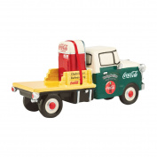 Department 56 Snow Village Coca Cola Service Truck 4044876