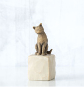 Willow Tree Love My Cat Figurine by Susan Lordi 27684 Pet Cats Kitten New