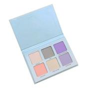 KAMOKU101 6 Colours Eyeshadow Palette Cosmetic Make-Up Light to Carry