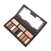 KAMOKU101 Eyeshadow Palette Professional Eye Palette with 12 Colours Natural naked makeup