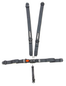 Impact Racing Black Latch and Link 5 Point Harness P/N 51111111