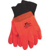 Wells Lamont Orange Pvc Insulated Glove 164