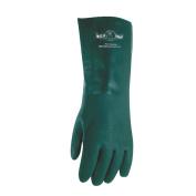 Wells Lamont Green Pvc Coated Glove 167L