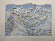 Wipeout Piste Map Lens Cloth Three Valleys