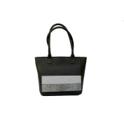 Eastern Counties Leather Womens/Ladies Wendy Colour Panel Tote Style Handbag