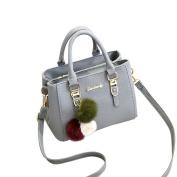 squarex Elegant Women Leather Handbag Shoulder Bag Messenger Satchel Shoulder Crossbody