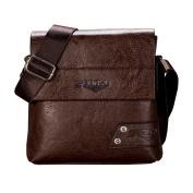 Shoulder Bag, Fcostume Men Fashion Business Handbag Dual-use Handbag And Tote Flap Bag