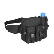 Waist bag Canvas bag Mini Shoulder bag Waterproof Waist bag