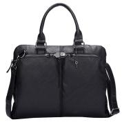 Vintage Mens PU Leather Shoulder Messenger Bag Crossbody Travel Purse