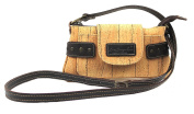 CORK CROSS-BODY BAG ECO-FRIENDLY by Dux Cork GENUINE PORTUGUESE PREMIUM Cork Fabric 100% QUALITY GUARANTEE
