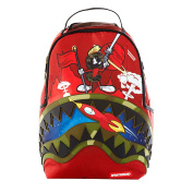 Sprayground Camo Marvin The Martian Backpack