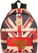 Gola Men's Shoulder Bag multicolour Navy Gold 33cm x 42cm x 15cm