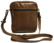 YOJAN PIEL Men's Shoulder Bag Brown brown
