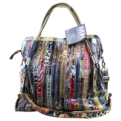 My-Musthave Men's Shoulder Bag Multicolour multicoloured mittel