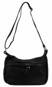 BOZANA Women's Shoulder Bag Black black