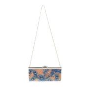 MagiDeal Women Luxury Rhinestone Evening Bag Party Clutch Purse Handbag Perfect - Apricot