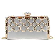 Europe And The United States Diamond-studded Evening Bags Fashion Decoration Clutch Shoulder Bag Messenger Bag Chain Bag