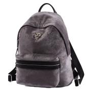Ladies Backpacks Bags Handbags Velvet Backpack Handbags Wild Winter Leather Backpack Velvet Bag Velvet Handbags