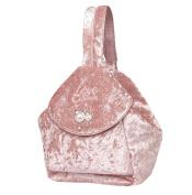 Ladies Backpacks Bags Handbags Embroidery Velvet Backpack Autumn And Winter Shoulder Diagonal Multi-purpose Velvet Handbags