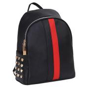 Backpack, Fcostume Women Girls Rivet Shoulder Bookbags School Travel Backpack Bag