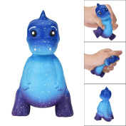 Cooljun Cute Galaxy Dinosaur Rex Squishy Jumbo Scented Cream Slow Rising Squeeze Funny Toys