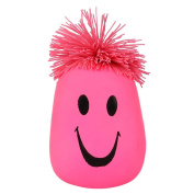 Lenfesh Super Stretchy Moody Face Stress Ball Smile Face Squeeze Anti Stressball Stress Relieving Toy Time Killing Toy