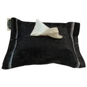 Black Zebra Tissue Napkin Box Storage Box , a
