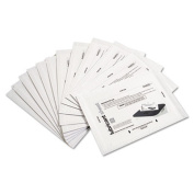 Shredder Lubricant Sheets, 8 1/2 x 5 1/2, 24/Pack, Sold as 1 Package, 24 Sheet per Package