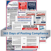 TFP Federal Contractors Labour Law Poster
