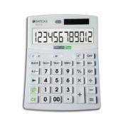Datexx Hybrid Power 12-Digit Desktop Calculator