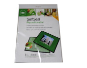 5 Self Seal Repositionable Framed Laminating Pouches