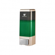 Masterein Wall Mount Pump Foam Spray Lotion Drop Liquid Soap Container Dispenser Shampoo Box Bathroom Shower Room