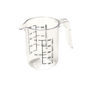 Measuring Jug 0.5 Litre Measuring Cup Kitchen Flour Jug Flour