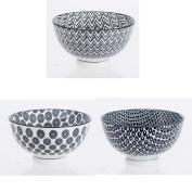 9.5 cm Kuro Matching Porcelain Bowl/3