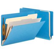 Smead End Tab Manila and Coloured Classification Folders