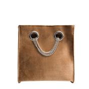 Shoulder bags,Chain bag top-handle bags large capacity hobo bags for women-brown