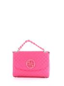 Guess Women's Bags Hobo Cross-Body Bag Pink Rosa