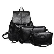 Cross-Body Bags, Fcostume Women Backpacks Three Sets Of Shoulder For Teenage Girl Waterproof Travel Bag