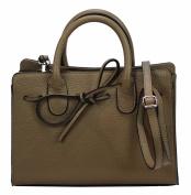 BOZANA Women's Shoulder Bag Beige beige