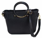 BOZANA Women's Shoulder Bag Blue blue