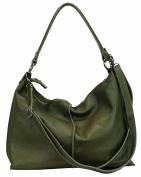 BOZANA Women's Shoulder Bag Green Green