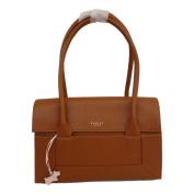 RADLEY 'Border' Medium Tan Leather Shoulder Bag - RRP £229 - NEW