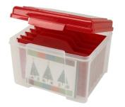 Greeting Card / Holiday Card Organiser Storage Box KP-CRD