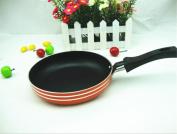 FFJTS Non-Stick Mini Smoke Free Pan Fry Pan Pancake Small Frying Pan , C